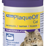 Review Of PlaqueOff For Cats